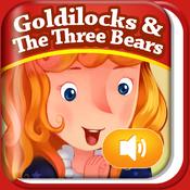 【儿童读物】iReading HD – 金发姑娘和三只熊